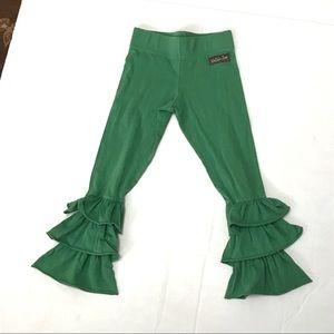 Matilda Jane Ruffled Pants Size 8